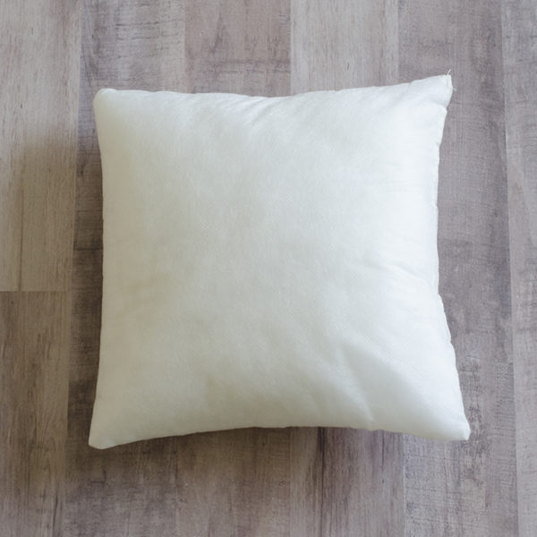 8x8 Pillow Form